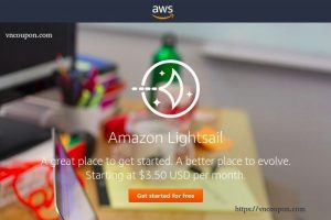 Amazon Lightsail – Simple VPS on AWS from $3.5 Instance每月 – Try Lightsail 免费for one month! – The pricing has been cut in half