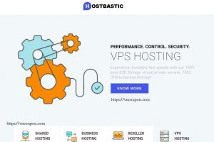 HostBastic – 优惠50% KVM VPS from 0.99英镑每月 – DDoS防护