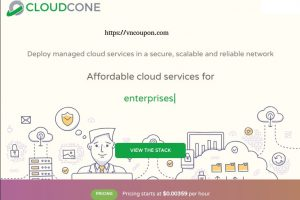 CloudCone – Cloud VPS with 免费cPanel for life!  Starting at $14.99