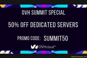 OVH 独服 十一月 2018 优惠券 & 优惠码 – 优惠50% Servershosted in US Datacenter