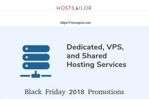 [黑色星期五 2018] HostSailor – Romania 独服 Starting $28.8每月 – 1Gbps Port