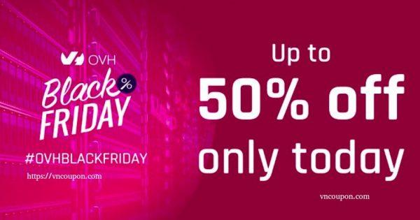 [黑色星期五 2018] OVH 黑色星期五 launched –永久折扣 提供 on 独服 最高优惠50%