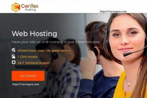 CenTex Hosting Promo – 70 % off Shared Business Hosting on 十二月 2018