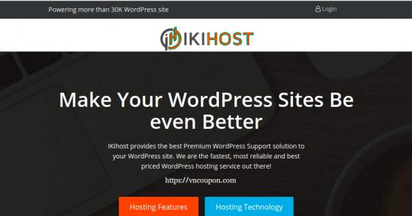 IKIhost KVM VPS –  1GB 内存 仅 $16每年, 2GB 内存 仅 $20每年 in 纽约