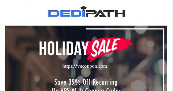 DediPath New Year Sale! Last Chance To Save Big