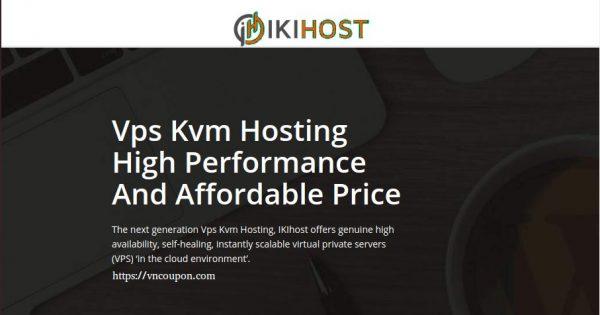 IKIhost – 特价机 VPS 最低 $20每年 in 洛杉矶 – VPS Resource Pools Plan
