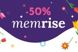 [International Women's Day] Get 优惠50% a year of Memrise Pro Subscription