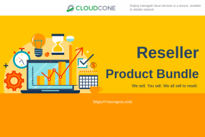 CloudCone Reseller's Bundle – VPS & cPanel Product