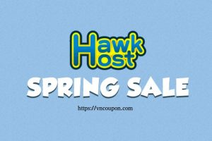 Hawk Host 优惠券 – 最高优惠40% 虚拟主机 for 九月2019