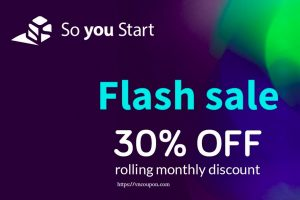 [Flash Sale] OVH So You Start – 优惠30% E3-SSD-2-32 独服