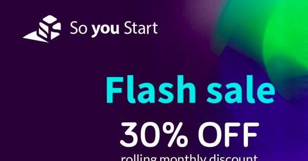 [Flash Sale] OVH So You Start – 优惠30% E3-SSD-2-32 独服