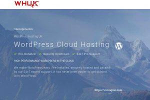 虚拟主机 UK – Cheap WordPress Hosting 最低 0.99每月 –  Get 优惠50% 优惠券
