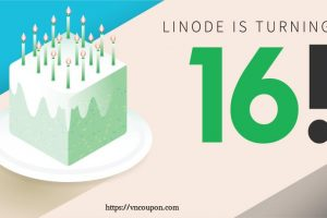 Linode's 16th Birthday – Triples Dedicated Plan Storage + $20 USD 免费Credit 限新客户