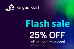 [Flash Sale] OVH So You Start – 25%折扣 until 六月28 on SYS E3-SAT-1-16 独服