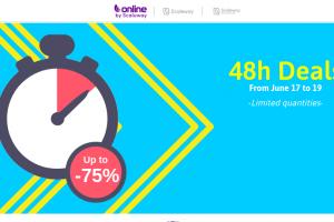 [48h Deals] Online.net Server Specials Offer – Get 优惠75% 独服 仅 €2.99 每月 During 3 months