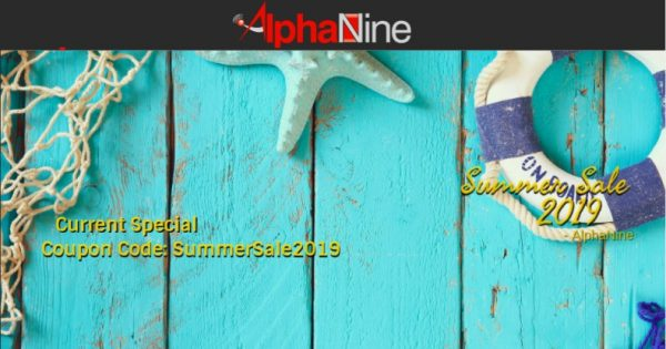 [夏季 Sale 2019] AlphaNine – 特价机 OpenVZ & KVM VPS 提供 最低 $2.41每月 – 30% 永久折扣