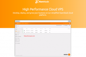 RamNode –  OpenStack Cloud Promo! Get an Extra 35% Cloud Credit!