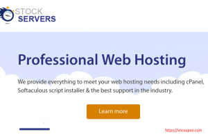StockServers – 特价机 SSD KVM VPS 最低 $13每年 – Location US/EU