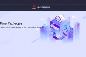 Huawei Cloud – 免费云服务器 for 首年