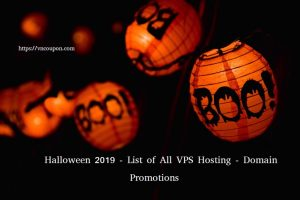 [Halloween 2019] – 【汇总】VPS, 虚拟主机 & 域名 优惠券!