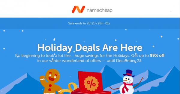 Namecheap 优惠券 & 优惠码 on 七月2020 – .COM Registration 仅 $5.88 USD