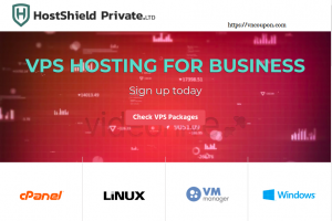 HostShield – Cheap 年付 VPS 最低 $19.99每年 in UK, 美国, NL