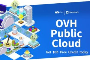 OVHCloud – Get 免费赠送$35 on Public Cloud
