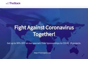 [Against COVID-19] TheStack – 4GB KVM VPS Offer 仅 $7每月