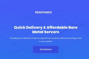 ReadyDedis – Affordable Cloud VPS 最低 $4每月