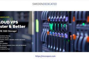Sweden Dedicated – Promo KVM VPS 仅 €2.5每月! Stockholm Location