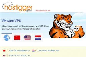 Hostigger – VMWare VPS 限量销售s! 2 CPU, 6GB RAM, 50GB SSD – $59,99每年