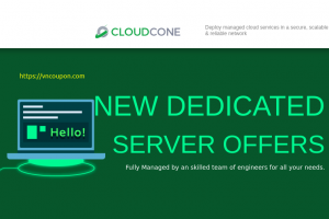 CloudCone – Premium 独服 提供 – 4 Cores clocked at 3.90 GHz with 32 GB内存for $69 每月