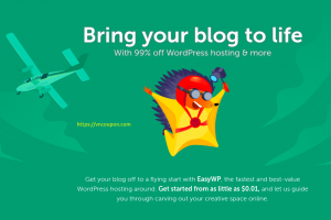 Namecheap 优惠券 & 优惠码 on 八月2020 – .COM Registration 仅 $5.88 USD – 优惠99% WordPress hosting