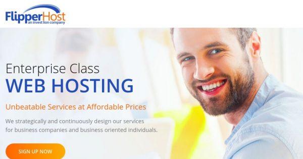 FlipperHost – 年付 KVM VPS 提供 最低 $29.9每年