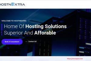HostnExtra – 特价机 2GB KVM VPS just $6.99每月 in Dallas