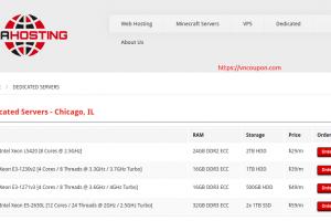 TNAHosting – 独服 提供 最低 $24每月