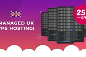 eUKhost – Managed VPS 最低 15.59英镑每月 – Hot deals today GET 优惠25%!