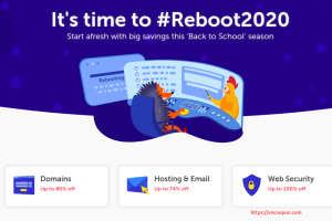 Namecheap 优惠券 & 优惠码 on 九月2020 – big savings this 'Back to School' season, 最高优惠86% .com, .net, .dev、more!