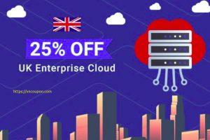 WHUK – 优惠25% UK Enterprise 云服务器