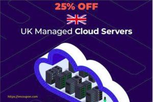 eUKhost – 优惠25% UK Managed 云服务器