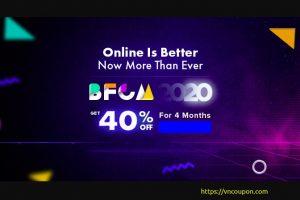 [黑色星期五 2020] Cloudways – 优惠40% for 4 Months on all 云服务器套餐