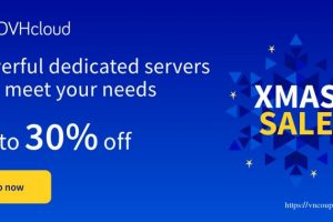 OVHcloud Xmas 2020 Deals have begun – Get 最高优惠30% 独服