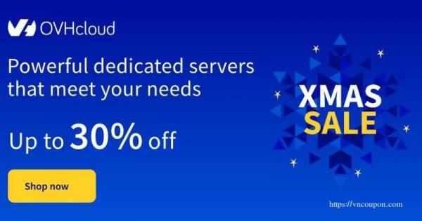OVHcloud Xmas 2020 Deals have begun – Get 最高优惠30% 独服