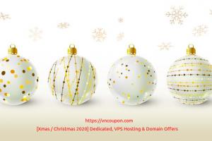 Xmas /圣诞节 2020 Dedicated, VPS & 域名 Offers