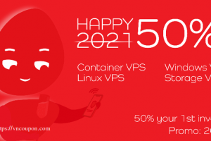 [New Year 2021] Time4VPS offer 优惠50% All VPS Packages