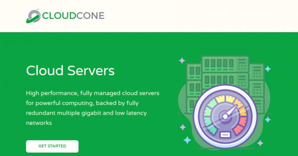 CloudCone Storage VPS套餐 with 90% savings 最低 $20.00每年