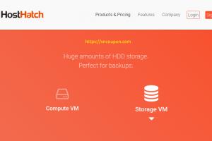 HostHatch – Storage、NVMe VPS 优惠信息 最低 $18每年