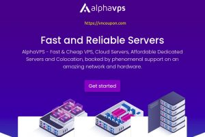 [Exclusive Deals] AlphaVPS – Enterprise Premium VPS 最低 €3.99每月