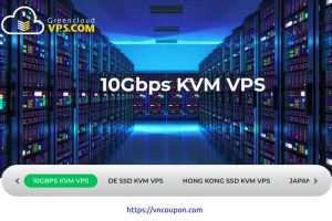 GreenCloudVPS – 10Gbps KVM VPS 最低 $45每年 in Amsterdam, Netherlands – 限时 Offers