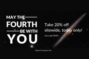 域名.com 优惠券 on May 2021 – 仅 $7.49每年 .COM & $9.74 .NET 域名 Registration – 优惠20% 优惠券 today only